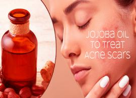 Different Ways To Use Jojoba Oil To Treat Acne Scars