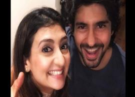 PICS- Hussain Kuwajerwala, Juhi Parmar of 'Kumkum' fame post reunion party pics