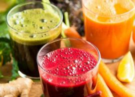 3 Juices To Help You Get Glowing Skin