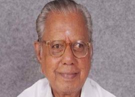 Former Tamil Nadu BJP president K N Lakshmanan passes away at 92