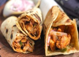 Recipe- Calcutta Style Kathi Roll