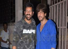 Wanted to make a film on Indian Army with Shah Rukh Khan' says Kabir Khan