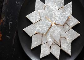 Recipe- Most Popular Indian Sweets Kaju Katli