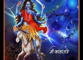 Chaitra Navratri Festival 2018- Seventh Day of Navratri Worship Kalaratri Maa