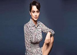 Kangana Ranaut is Brushing her dance skills for Jayalalithaa biopic 'Thalaivi'