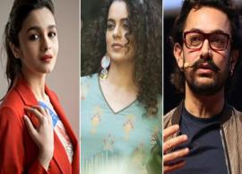 Kangana Ranaut Called Aamir Khan and Alia Bhatt Double Standard Person