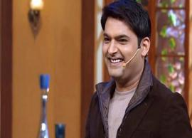 Kapil Sharma Show is Kept on Hold and Not Off Air