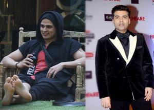 Bigg Boss 11- Priyank Sharma To Make His Bollywood Debut With Karan Johar