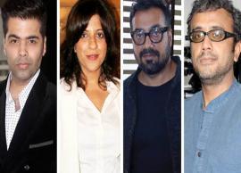 PICS- Bombay Talkies team Karan Johar, Zoya Akhtar, Anurag Kashyap, Dibakar Banerjee reunite for 'Lust Stories' on Netflix