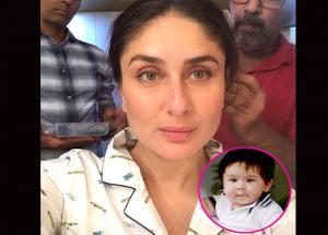 VIDEO Kareena Kapoor Shows Excitement for Beginning The Shoot of 'Veere Di Wedding'