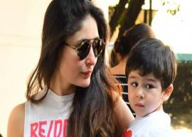 PICS- Kareena Kapoor shares 'in-house Picasso' Taimur's drawing