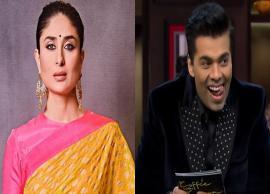 Kareena Kapoor Khan confirms her next film with Karan Johar
