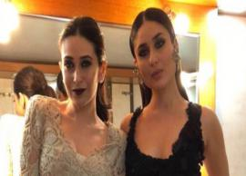 Kapoor Sister Kareena and Karisma Fight Over Parenting