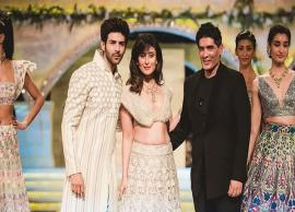 PICS- Kareena Kapoor Khan, Kartik Aaryan are a vision in white as they turn showstoppers for Manish Malhotra