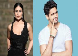 Kareena Kapoor To Romance With Sidharth Malhotra in Karan Johar Next