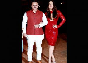 HOT PICS- Kareena Kapoor Khan Steals Light With Red Hot Dress at Sister-in-Law Book Launch