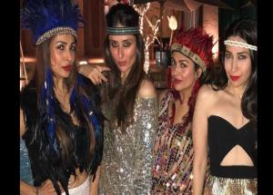 अमृता अरोड़ा के 40वें जन्मदिन मनाने गोवा पहुंचीं करीना-मलाइका, देखे पार्टी की तस्वीरे-Photo Gallery