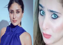 VIDEO- Kareena Kapoor's TikTok doppelganger will leave Saif Ali Khan confused