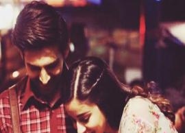 Kartik Aaryan and Ananya Panday shoot a romantic sequence for Pati Patni Aur Woh