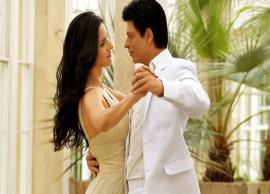Katrina Kaif is Not Happy With Shah Rukh Khan and Here is Why
