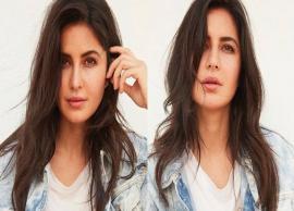 PICS- Anushka Sharma gushes over Katrina Kaif's no-makeup look