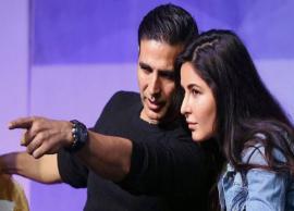 Katrina Kaif confirms playing Akshay Kumar's wife in Sooryavanshi