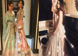 PICS- Sridevi's Younger Daughter Khushi is Not Less Than a Princess-Photo Gallery