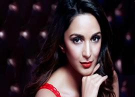 Kiara Advani is exploring Hyderabad, where she is shooting for a Telugu film