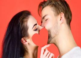 5 Amazing Kisses To Let The Mood Begin
