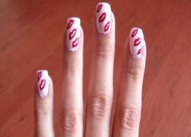 9 Best Kiss Nail Art Designs You Must Try