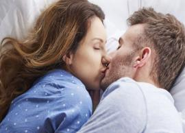 5 Kisses You Must Try With Your Partner