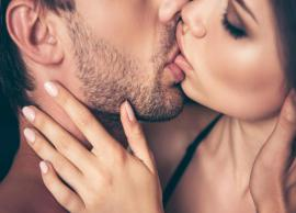 5 Erotic Ways To Kiss Your Boyfriend