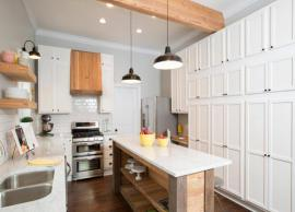 3 Ways To Give Amazing Make Over To Kitchen