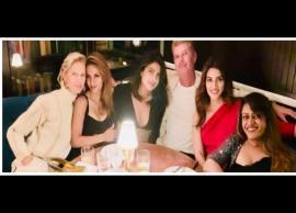 Kriti Sanon has impromptu dinner with 'girl crush' Priyanka Chopra Jonas