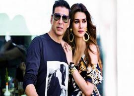 Kriti Sanon joins Akshay Kumar for 'Bachchan Pandey'