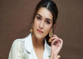 'I don't think you can be scared, cautious and still move ahead in your career': Kriti Sanon on upcoming releases