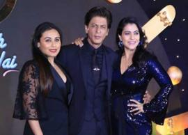PICS-20 Years of Kuch Kuch Hota Hai: Varun Dhawan to Janhvi Kapoor, Bollywood celebrates anniversary of SRK, Kajol and Rani's cult-classic