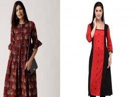 5 Stylish Neck Designs For Kurti To Try This Season