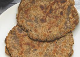 Navratri Recipe- South Indian Style Kuttu Paratha