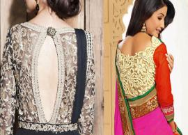 5 Lace Blouse Designs You Can Try This Wedding Season