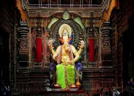 PICS- From 2010 to 2018 This is How Much Lalbaughcha Raja has Changed-Photo Gallery