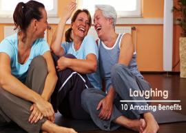 10 Health Benefits of Laughing