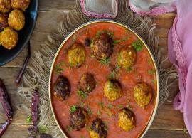 Recipe- Super Helathy Lauki Kofta Curry