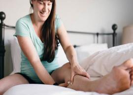 5 Remedies To Treat Leg Cramps During Pregnancy