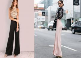 4 Reasons To Wear Leg Pants