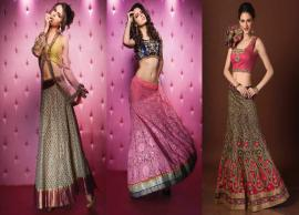 5 Ways To Look Stylish in Lehenga Skirt-Photo Gallery