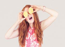 5 Remedies To Use Lemon For Quick Hair Growth