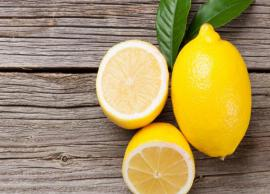 5 Ways To Use Lemon For Beautiful Skin