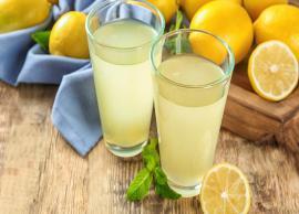 12 Amazing Reasons To Drink Lemon Juice Regularly