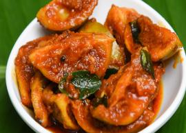 Recipe- Must Try South Indian Lemon Pickle